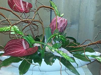 De Rank bloem- en woondecoraties