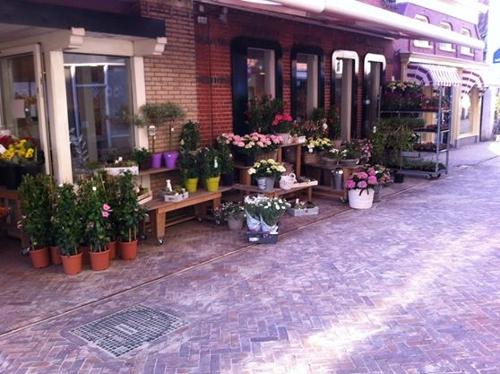 De zwaan bloemen decoratie uit appingedam regiobloemist - Decoratie gevelhuis buitenkant ...
