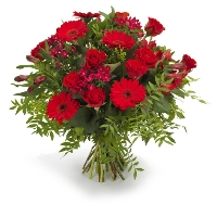 Bouquet (red)